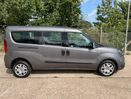 Fiat Doblo 2020 NEW & UNREGISTERED SX Maxi LWB wheelchair accessible vehicle WAV 3