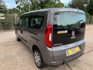 Fiat Doblo 2020 NEW & UNREGISTERED SX Maxi LWB wheelchair accessible vehicle WAV 17