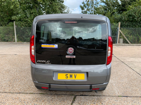 Fiat Doblo 2020 NEW & UNREGISTERED SX Maxi LWB wheelchair accessible vehicle WAV 4