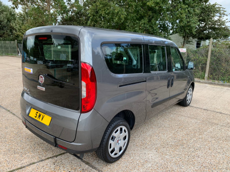 Fiat Doblo 2020 NEW & UNREGISTERED SX Maxi LWB wheelchair accessible vehicle WAV 18