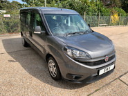 Fiat Doblo 2020 NEW & UNREGISTERED SX Maxi LWB wheelchair accessible vehicle WAV 16