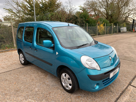 Renault Kangoo 2010 EXPRESSION 16V wheelchair & scooter accessible vehicle WAV 18