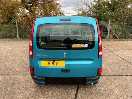 Renault Kangoo 2010 EXPRESSION 16V wheelchair & scooter accessible vehicle WAV 3
