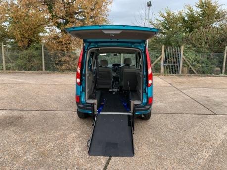 Renault Kangoo 2010 EXPRESSION 16V wheelchair & scooter accessible vehicle WAV 5