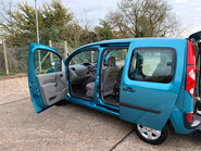 Renault Kangoo 2010 EXPRESSION 16V wheelchair & scooter accessible vehicle WAV 25