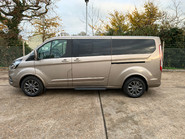 Ford Tourneo Custom NEW & UNREGISTERED TITANIUM X ECOBLUE WHEELCHAIR ACCESSIBLE VEHICLE WAV 10