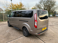Ford Tourneo Custom NEW & UNREGISTERED TITANIUM X ECOBLUE WHEELCHAIR ACCESSIBLE VEHICLE WAV 25