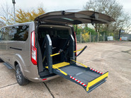 Ford Tourneo Custom NEW & UNREGISTERED TITANIUM X ECOBLUE WHEELCHAIR ACCESSIBLE VEHICLE WAV 24