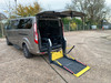 Ford Tourneo Custom 2020 Titanium X NEW & UNREGISTERED Wheelchair Accessible Vehicle WAV
