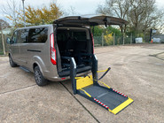 Ford Tourneo Custom NEW & UNREGISTERED TITANIUM X ECOBLUE WHEELCHAIR ACCESSIBLE VEHICLE WAV 2