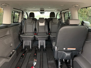 Ford Tourneo Custom NEW & UNREGISTERED TITANIUM X ECOBLUE WHEELCHAIR ACCESSIBLE VEHICLE WAV 4