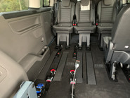 Ford Tourneo Custom NEW & UNREGISTERED TITANIUM X ECOBLUE WHEELCHAIR ACCESSIBLE VEHICLE WAV 28