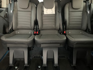 Ford Tourneo Custom NEW & UNREGISTERED TITANIUM X ECOBLUE WHEELCHAIR ACCESSIBLE VEHICLE WAV 30