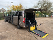 Ford Tourneo Custom NEW & UNREGISTERED TITANIUM X ECOBLUE WHEELCHAIR ACCESSIBLE VEHICLE WAV 35