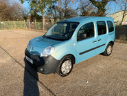 Renault Kangoo 2011 EXTREME 16V wheelchair & scooter accessible vehicle WAV 18
