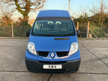 Renault Trafic 2014 LH29 DCI H/R wheelchair accessible vehicle WAV 33