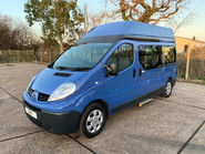Renault Trafic 2014 LH29 DCI H/R wheelchair accessible vehicle WAV 1