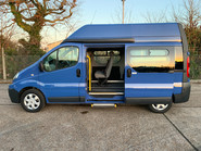 Renault Trafic 2014 LH29 DCI H/R wheelchair accessible vehicle WAV 12