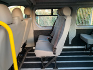 Renault Trafic 2014 LH29 DCI H/R wheelchair accessible vehicle WAV 16