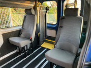 Renault Trafic 2014 LH29 DCI H/R wheelchair accessible vehicle WAV 17