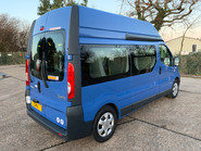 Renault Trafic 2014 LH29 DCI H/R wheelchair accessible vehicle WAV 34