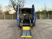 Renault Trafic 2014 LH29 DCI H/R wheelchair accessible vehicle WAV 30