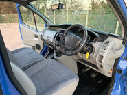 Renault Trafic 2014 LH29 DCI H/R wheelchair accessible vehicle WAV 28