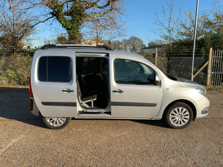 Mercedes-Benz Citan 2016 MERCEDES CITAN 112 TOURER WHEELCHAIR & SCOOTER ACCESSIBLE VEHICLE WAV 33