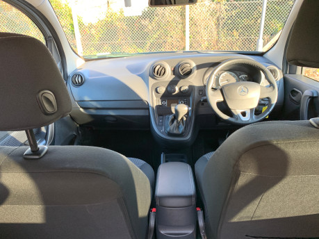 Mercedes-Benz Citan 2016 MERCEDES CITAN 112 TOURER WHEELCHAIR & SCOOTER ACCESSIBLE VEHICLE WAV 9