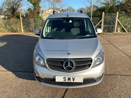 Mercedes-Benz Citan 2016 MERCEDES CITAN 112 TOURER WHEELCHAIR & SCOOTER ACCESSIBLE VEHICLE WAV 2
