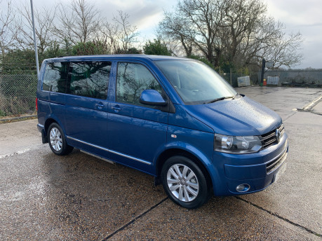 Volkswagen Caravelle 2015 EXECUTIVE TDI BLUEMOTION TECH wheelchair & scooter accessible WAV 1