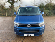 Volkswagen Caravelle 2015 EXECUTIVE TDI BLUEMOTION TECH wheelchair & scooter accessible WAV 2