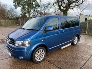 Volkswagen Caravelle 2015 EXECUTIVE TDI BLUEMOTION TECH wheelchair & scooter accessible WAV 3