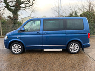 Volkswagen Caravelle 2015 EXECUTIVE TDI BLUEMOTION TECH wheelchair & scooter accessible WAV 4