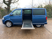 Volkswagen Caravelle 2015 EXECUTIVE TDI BLUEMOTION TECH wheelchair & scooter accessible WAV 19