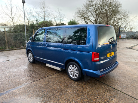 Volkswagen Caravelle 2015 EXECUTIVE TDI BLUEMOTION TECH wheelchair & scooter accessible WAV 20