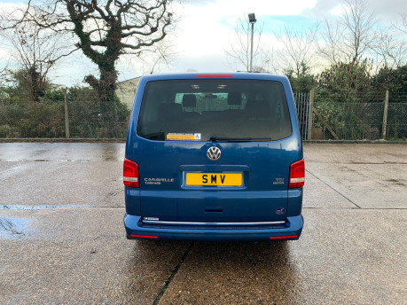 Volkswagen Caravelle 2015 EXECUTIVE TDI BLUEMOTION TECH wheelchair & scooter accessible WAV 21