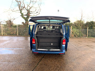 Volkswagen Caravelle 2015 EXECUTIVE TDI BLUEMOTION TECH wheelchair & scooter accessible WAV 27