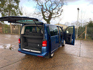 Volkswagen Caravelle 2015 EXECUTIVE TDI BLUEMOTION TECH wheelchair & scooter accessible WAV 28