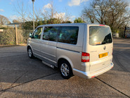 Volkswagen Caravelle 2010 EXECUTIVE TDI wheelchair & scooter accessible vehicle WAV 38