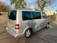 Volkswagen Caravelle 2010 EXECUTIVE TDI wheelchair & scooter accessible vehicle WAV 39