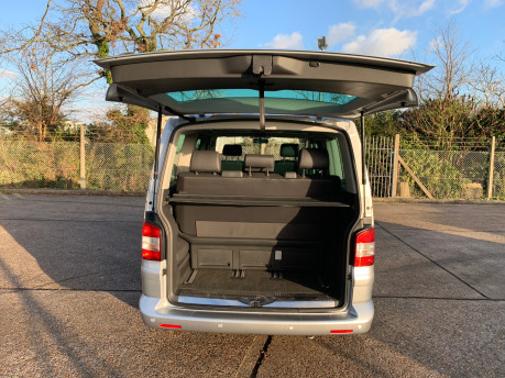 Volkswagen Caravelle 2010 EXECUTIVE TDI wheelchair & scooter accessible vehicle WAV 16