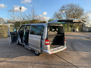 Volkswagen Caravelle 2010 EXECUTIVE TDI wheelchair & scooter accessible vehicle WAV 23