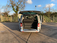 Volkswagen Caravelle 2010 EXECUTIVE TDI wheelchair & scooter accessible vehicle WAV 40
