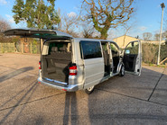 Volkswagen Caravelle 2010 EXECUTIVE TDI wheelchair & scooter accessible vehicle WAV 37