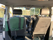Volkswagen Caravelle 2010 EXECUTIVE TDI wheelchair & scooter accessible vehicle WAV 30