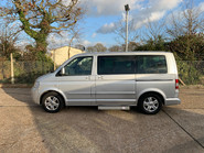 Volkswagen Caravelle 2010 EXECUTIVE TDI wheelchair & scooter accessible vehicle WAV 2