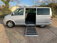 Volkswagen Caravelle 2010 EXECUTIVE TDI wheelchair & scooter accessible vehicle WAV 5