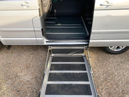 Volkswagen Caravelle 2010 EXECUTIVE TDI wheelchair & scooter accessible vehicle WAV 6