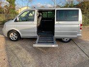 Volkswagen Caravelle 2010 EXECUTIVE TDI wheelchair & scooter accessible vehicle WAV 4